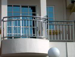 balcony railing fabrication service manufacturer from rajkot