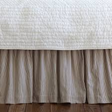 farmhouse stripe bedding at american country home store american
