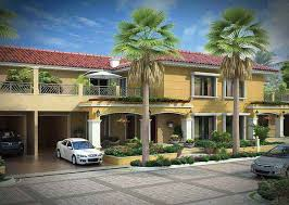 Row Houses In Bangalore - sobha city thanisandra by sobha limited in bangalore north
