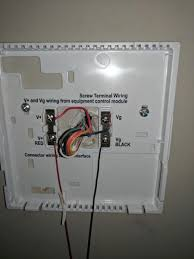 ecobee3 with carrier wiring hvac diy chatroom home improvement