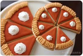 pumpkin pie sugar cookies angelicamademeangelicamademe