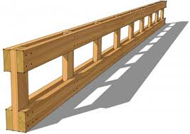box beam manufacturing from welsh timber ty unnos