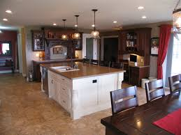 Maple Cabinet Kitchen Ideas by Kitchen Cabinets Cherry Saddlebrown Island Cabinets Maple