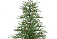 Natural Christmas Tree For Sale - natural artificial christmas trees christmas decor inspirations