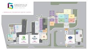 campus facilities greenville convention center eastern nc