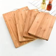 planche en bois cuisine aliexpress com acheter nouvelle épais forte bois planches à