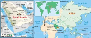 middle east map medina saudi arabia map and saudi arabia satellite images