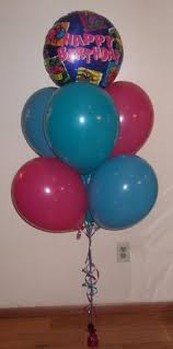 balloon grams congratulations you did it large balloon bouquet 124 balloons