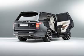 range rover silver 2016 range rover modified by overfinch