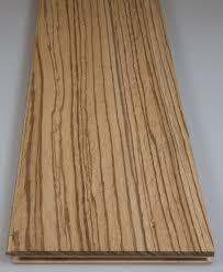 zebrawood gallery hardwood flooring lumber