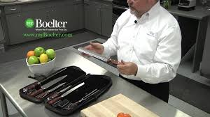 dexter russell connoisseur knives youtube