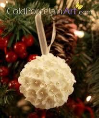 cold porcelain ornaments rainforest islands ferry
