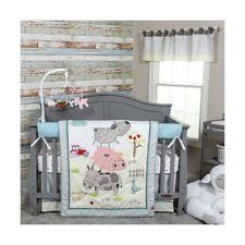 Farm Crib Bedding Boys Farm Nursery Bedding Sets Ebay