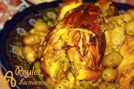cuisine de sousou poulet à la marocaine recette marocaine sousoukitchen