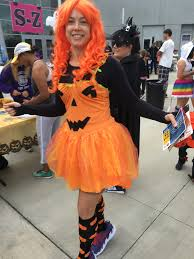 Chica Halloween Costume Halloween Wigged 5k Itzabouttime