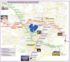 Maps Route Planner by Metro Route Map Hyderabad Journey Planner The Route Planner Of