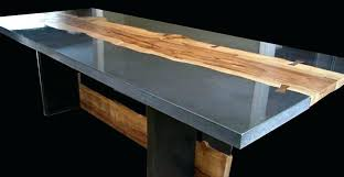 wooden table and bench concrete table and benches mailgapp me