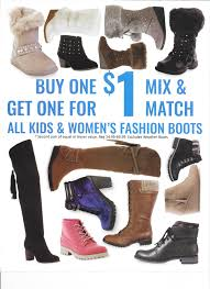 kmart womens boots kmart fashion boots buy 1 get 1 for 1 reward my shopping