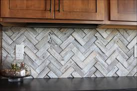 Kitchen  Light Grey Glass Backsplash Porcelain Tile Backsplash - Daltile backsplash