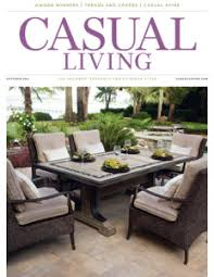 Casual Living Outdoor Furniture by Casual Living Progressive Business Media