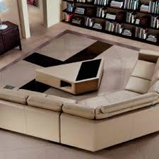 Leather Sectional Sofa Bed Furniture Furniture Modern Living Room Ideas With Leather