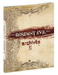 resident evil archives volume 2 bradygames 9780744013214 amazon