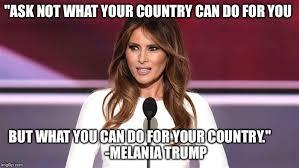 Meme Quotes - melania trump quote 2016 imgflip