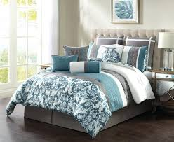Teal And Grey Bedding Sets Comforter For Grey Bedroom Grey Bedding And Matching Curtains Grey
