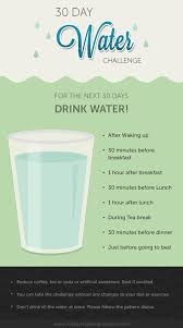 How Does Water Challenge Work I You To Take The 30 Day Water Challenge Are You In Other