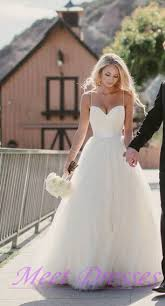 flowy wedding dresses beautiful wedding dress affordable a line with spaghetti straps