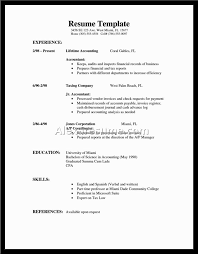 Federal Jobs Resume Examples by Resume Wording Examples Berathen Com