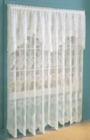 Long Kitchen Curtains by Curtain Macrame Lace Kitchen Curtains Amazing Remarkable Pictures