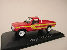 peugeot 504 pickup quality scales modelauto u0027s en slotracing