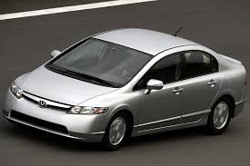 gas mileage for 2007 honda civic 2007 honda civic hybrid overview cars com