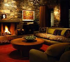 unique home interiors unique aesthetic and comfortable rustic home interior design of