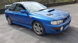subaru gc8 coupe breaking spares subaru impreza sti v3 type r 2 door coupe jdm