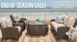 End Of Summer Patio Furniture Clearance Home U0026 Patio