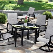 Patio Furniture Table Mallin Outdoor Furniture Mallin Patio Furniture