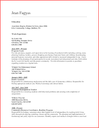 sle resume format associates degree resume sle unique exles format