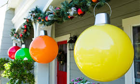lovely decoration outdoor tree ornaments 27 diy