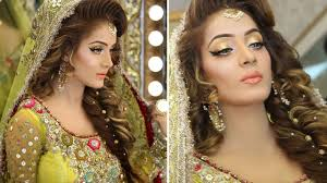 chico tv model hairstyles kashees gorgeous mehndi makeup and hairstyle by kashif aslam youtube