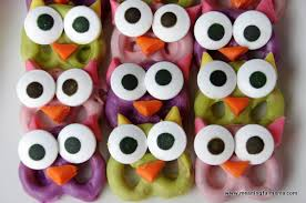 owl birthday party owl themed birthday party food ideas food