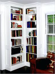 wood corner bookcase corner bookcase target bookshelf white ikea ideas