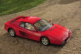 michael jordan ferrari ferrari testarossa a fiery red head 365 days of motoring blog