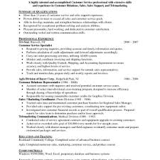 Customer Service Example Resume by Cover Letter Customer Service Resume Templates Builder Xcustomer