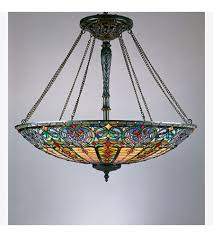 Quoizel Ceiling Light Quoizel Tf1784vb Tiffany 8 Light 40 Inch Vintage Bronze Pendant