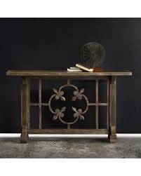 hooker furniture console table bargains 46 off hooker furniture melange cora console table 638