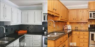 repeindre la cuisine repeindre meuble cuisine en bois cheap repeindre cuisine bois