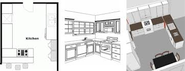 Rectangular Kitchen Ideas The Most Cool Rectangular Kitchen Design Rectangular Kitchen