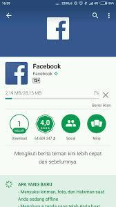 membuat facebook yg baru cara mendaftar facebook lewat hp android menggunakan aplikasi fb